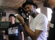 """Invincible + Waajeed: Manufacturing """"Detroit Summer"""" 7"""" @ Archer Record Pressing"""